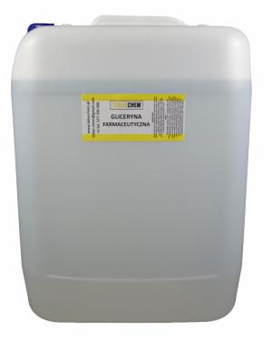 Gliceryna 99,5% 1L  - 1,2Kg