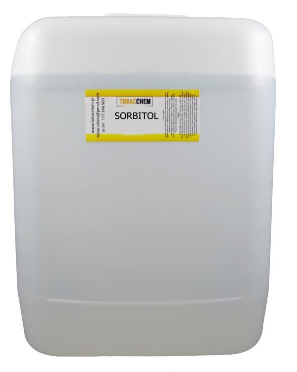 SORBITOL - Syrop sorbitolowy 70% spoż. E420