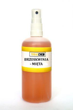 Aromaty do tytoniu - BRZOSKWINIA-MIĘTA