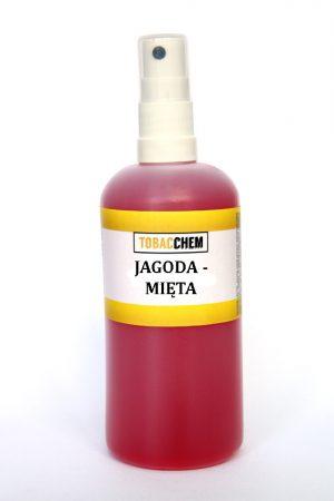 Aromaty do tytoniu - JAGODA-MIĘTA