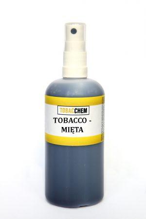 Aromaty do tytoniu - TOBACCO-MIĘTA