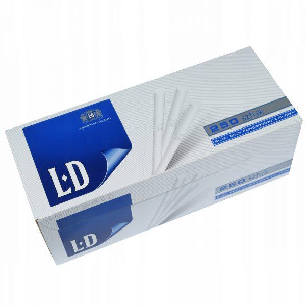 GILZY LD Blue 40x250 szt.
