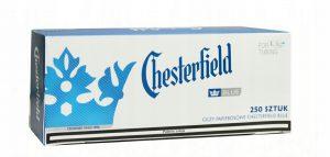 GILZY Chesterfield Blue 40x250 szt.